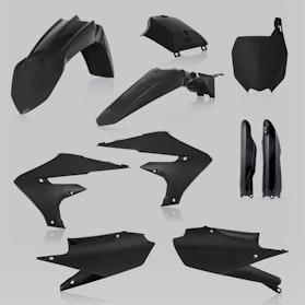 Komplet Plastików Acerbis 7-Szt Czarny