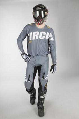 Circuit Oceano MX Clothes Grey-Black