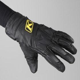 Klim Adventure Short Gloves Black