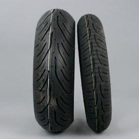 Komplet opon Michelin Pilot Road 4