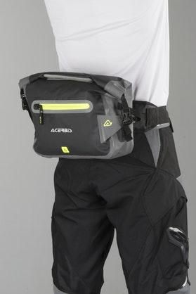 Acerbis No Water Bum Bag Black-Grey