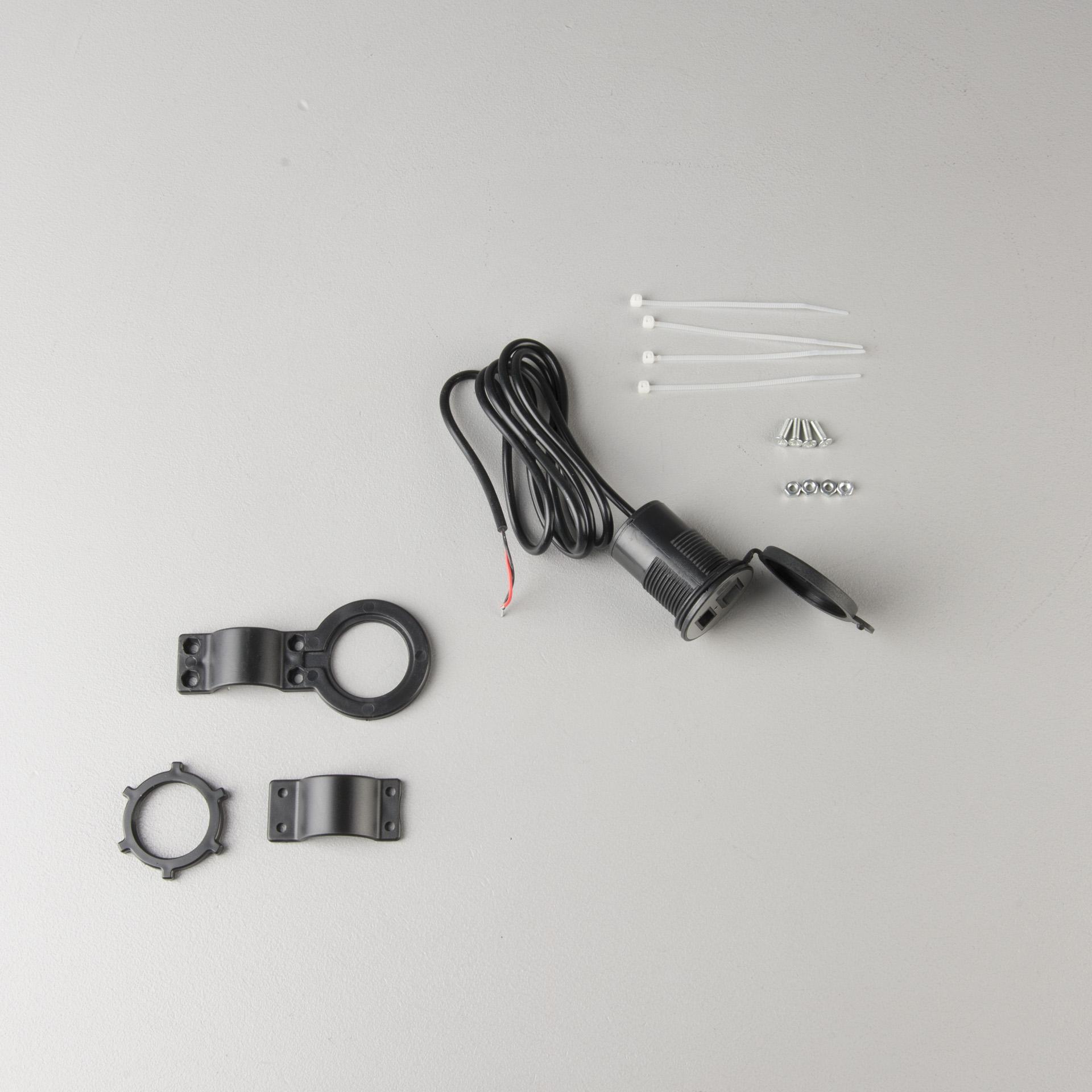 USB lader for MC Laveste prisgaranti Sledstore.no