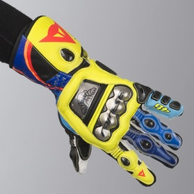 Rękawice Dainese Full Metal 6 VR46 Replica