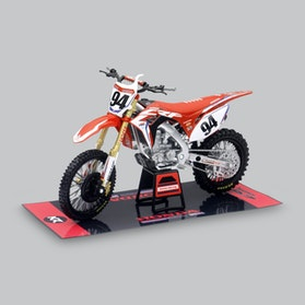 Miniatura Motocykla NewRay 1:12 Honda CRF450R HRC Racing Ken Roczen
