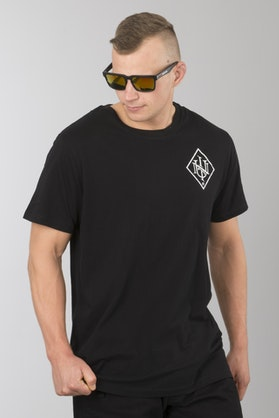 T-Shirt Unit Paramount Czarny