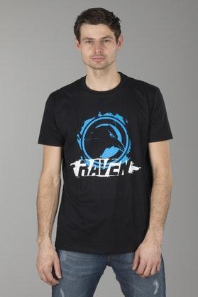 Koszulka Raven Strike czarna