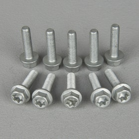 Sada Šroubů M5 Euro Style Flange Screw Kit