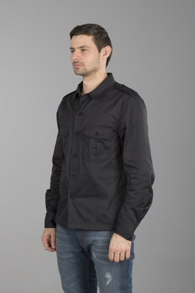 Brandit US 1/1 Shirt - Black