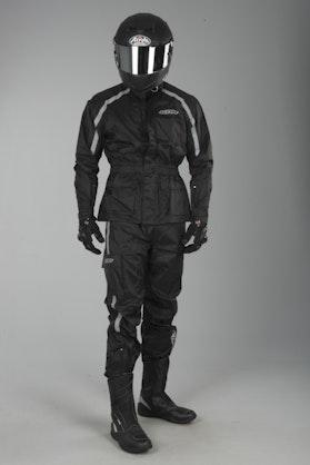 Acerbis Matrix II Rain Jacket & Trouser Black