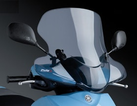 Owiewka Vindruta Puig City Touring Universal Scooter Dymiona