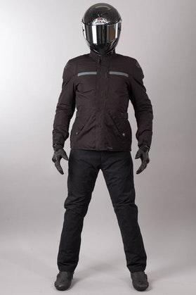 MC-Oblečení Macna Stickler + G03 Černá