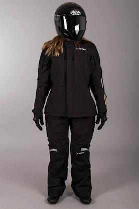 Odzież MC Klim Altitude Czarny Damskie Długie nogawki
