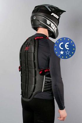 Ochraniacz pleców Zandona Shield Small