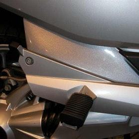 Panele Boczne Puig BMW Szare