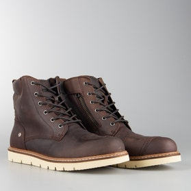 X-Pod X-Village Boots Brown-Beige