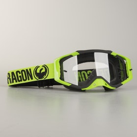 Dragon MXV Basic Goggles Break Green