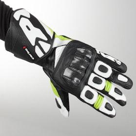 Rękawice Spidi Carbo 1 Czarno-Zielone