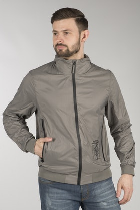 Acerbis Sp Club Windbreaker Jacket Grey