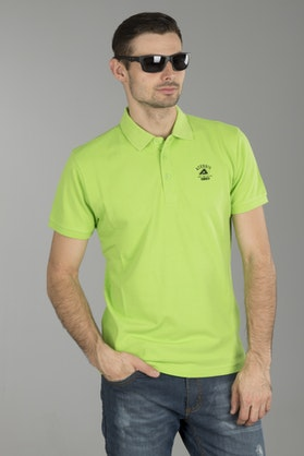Acerbis Sun SP Club Polo Flourescent Green