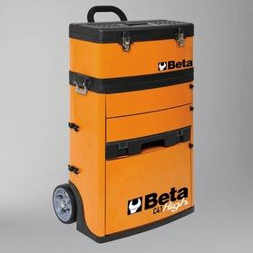 Beta Tools Two-Module Tool Trolley