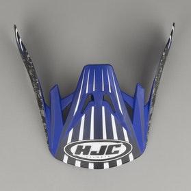 HJC CL-MX MC2F Stand Helmet Shield - Blue