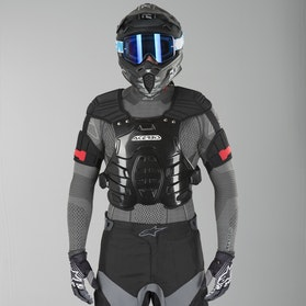 Acerbis Robot Chest Protector Black