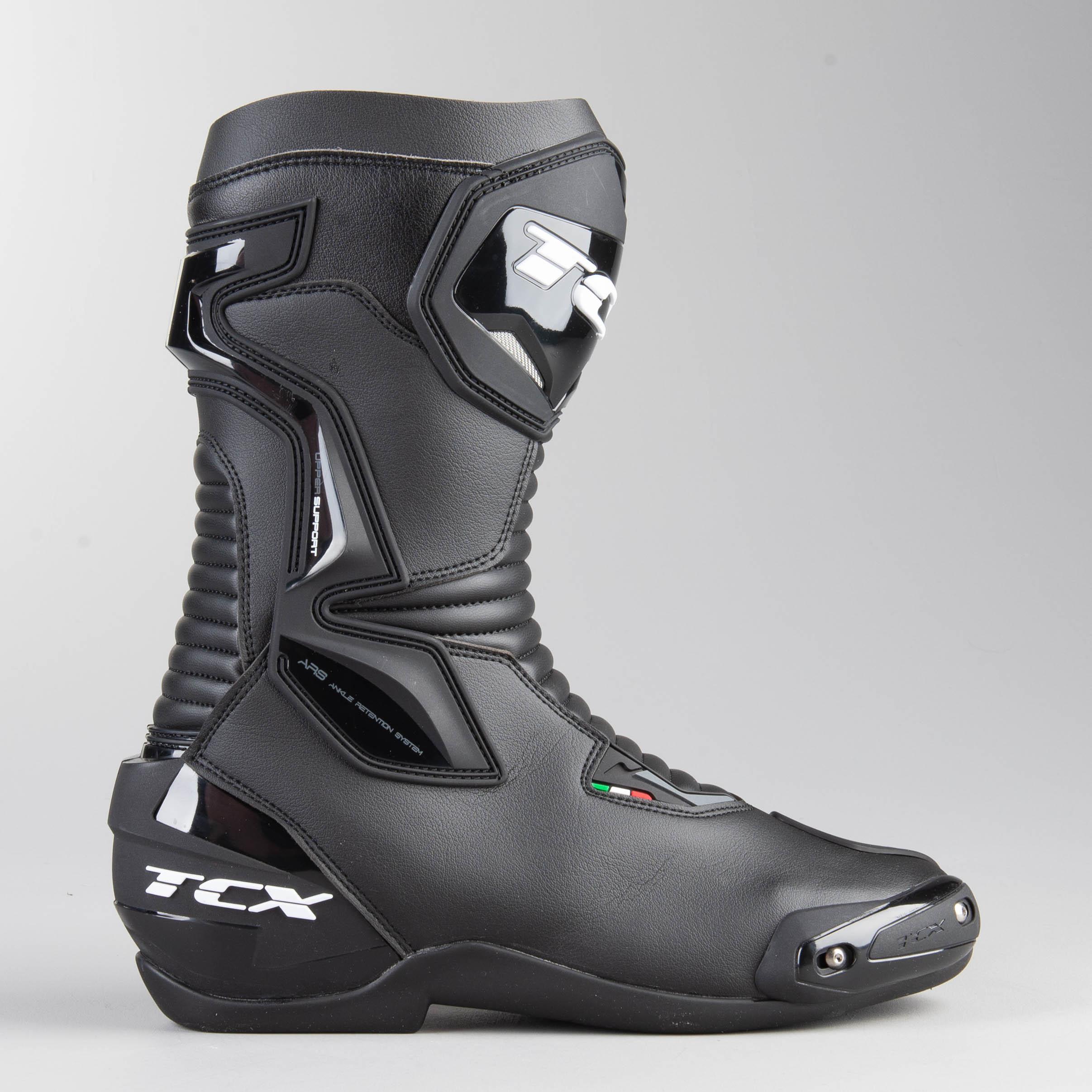 Bottes Moto TCX SP Master Noires