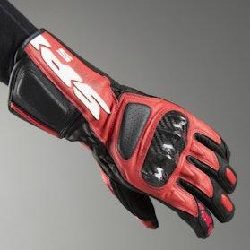 Rękawice Spidi STR-5 Czarny-Czerwony