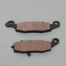 Snell Sintered Tech Long Life Rear Brake Pads