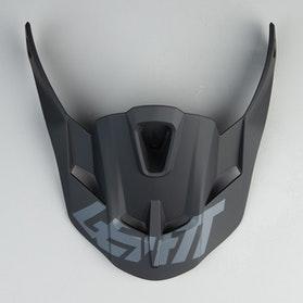 GPX 5.5 #M-XXL Helmet Peak Satin Black