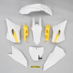 Acerbis Husqvarna Complete Plastic Kit Original