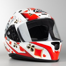 Airoh Valor Jackpot Helmet Shine
