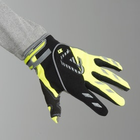 Acerbis MX Youth Cross-Gloves Yellow-Black