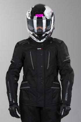 IXS Nemesis Ladies' Jacket Long Black