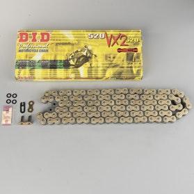 Łańcuch D.I.D 520 VX 2 X-ring