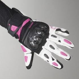 Alpinestars Ladies SPX Air Carbon Gloves Black-White-Pink