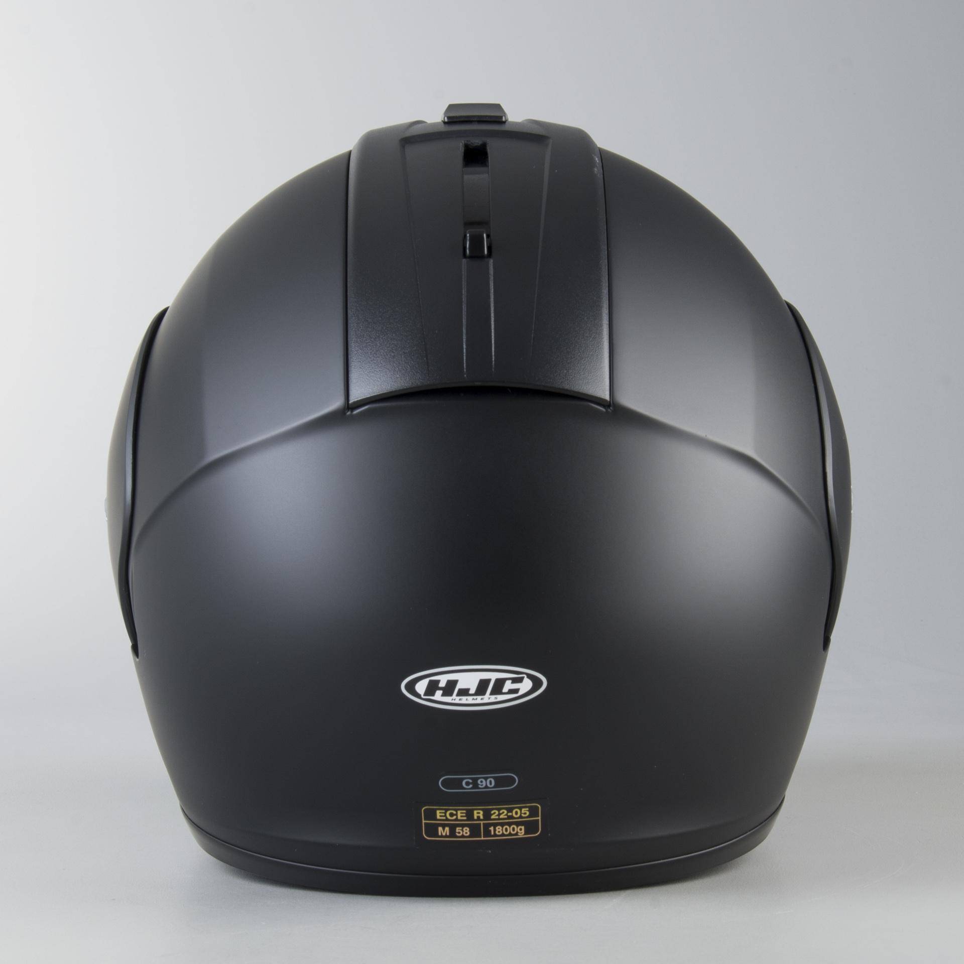 HJC C90 Negro Mate M