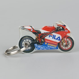 Nøglering One Design Ducati 999 Superbike