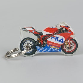 One Design Ducati 999 Superbike Keyring