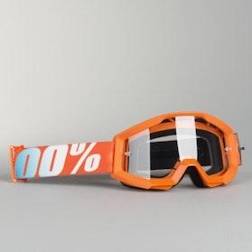 Motokrosové brýle 100% Strata Oranžová