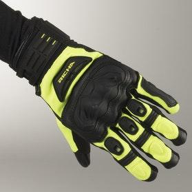 Rękawice Richa Evolution Fluorescencyjno Żółty