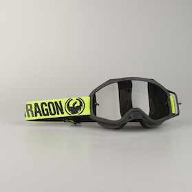 Dragon MXV Plus Basic Goggles Break Green