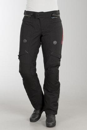 Spodnie Revit Horizon 2 Damskie Krótkie Czarne