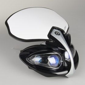 Acerbis Diamond headlight Black