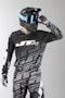 Bluza Cross JT Racing Prime Echo Czarno-Szara
