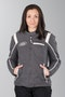 IXS Ridley Ladies' Jacket Gray-Silver