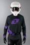 One Industries Gamma Jersey Solid Black-Purple