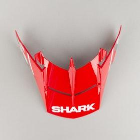 Daszek do kasku Shark SX2 Logo