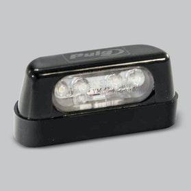 Oświetlenie Tablicy Rejestracyjnej Puig MIG