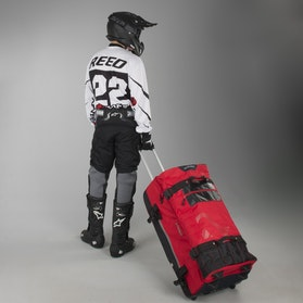 Acerbis Borsa X-Trip Gear Bag 105 Litre Red